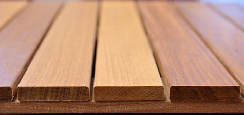 Brazilian Hardwood Decking Exotic Wood Decking