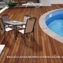 Brazilian Cumaru decking