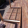 Cumaru Decking Construction