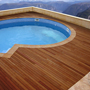 Exotic Cumaru Decking